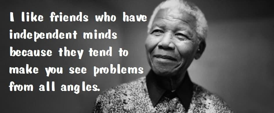 Citaten Nelson Mandela : Nelson mandela quotes on education youth leadership love